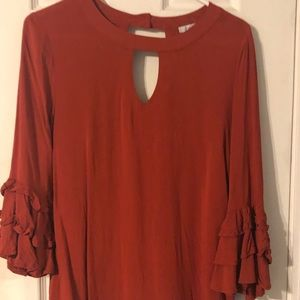 Jodifl 3/4 sleeve tunic